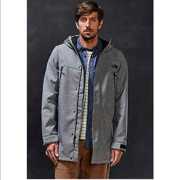 7dc94f76c The North Face Men's Trench Coat NWT